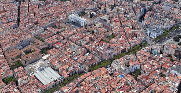 Raval Real estate in Barcelona